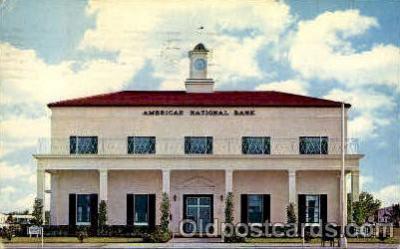 bnk001057 - American National Bank, North Miami, FL USA Bank Banks, Post Card Postcard