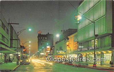 bnk001064 - First Federal Savings Savannah, GA, USA Postcard Post Card