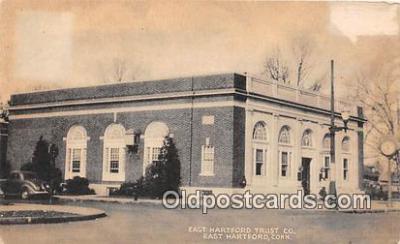 bnk001127 - East Hartford Trust Co East Hartford, Connecticut, USA Postcard Post Card
