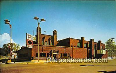 bnk001294 - Peoples Bank & Trust Company Cedar Rapids, Iowa, USA Postcard Post Card