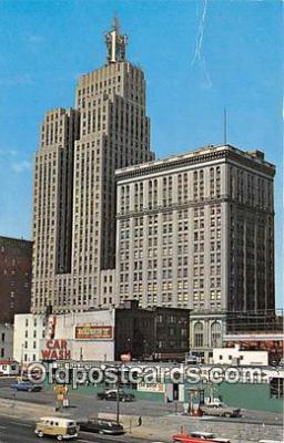 bnk001354 - First National Bank Building St Paul, Minn, USA Postcard Post Card