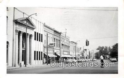 bnk001472 - Main Street Canisteo, NY, USA Postcard Post Card