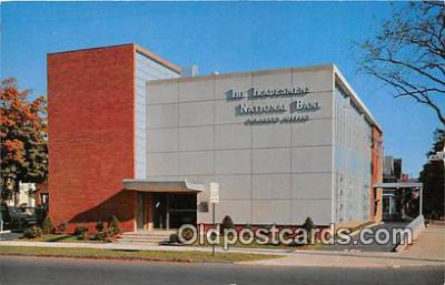 bnk001635 - Whalley Office, Tradesmens National Bank of New Haven New Haven, USA Postcard Post Card