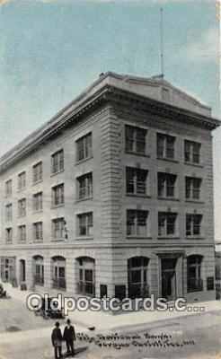 bnk001676 - City National bank Corpus Christi, Texas, USA Postcard Post Card