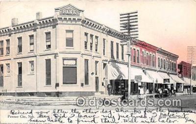 bnk001730 - Pawnee City, Nebraska, USA Postcard Post Card
