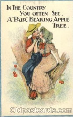 bon001022 - Bonnet, Bonnets, Postcard Post Card