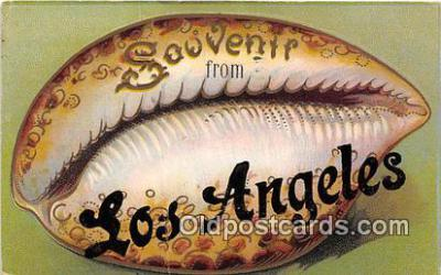 bor001076 - Los Angeles, California, USA Postcard Post Card