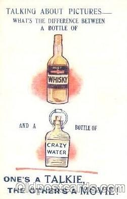 Drinking comic