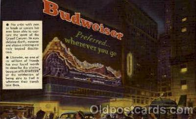 bre001060 - Anheuser-Busch Inc. St. Louis, Mo. Beer Brewery, Breweries, Post Card Post Card