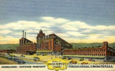 bre001075 - Stegmaier Brewing Company Gold Medal Beer, Wilkes-Barre, Pennsylvania Beer Brewery, Breweries, Post Card Post Card