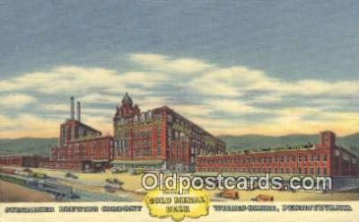 bre001224 - Stegmaier Brewing Company Wilkes-Barre, Pennsylvania, USA Postcard Post Cards Old Vintage Antique