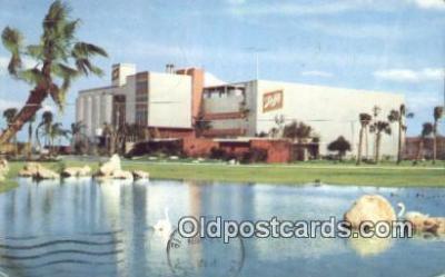 bre001248 - Schlitz' Tampa Plant Tampa, Florida, USA Postcard Post Cards Old Vintage Antique