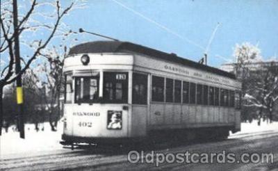 bus010051 - Dayton, Ohio, Oh, USA Dayton, Ohio Bus, Buses Postcard Post Card