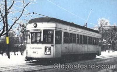 bus010060 - Dayton, USA,  Ohio Bus, Buses Postcard Post Card