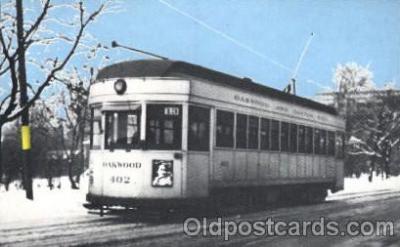 bus010066 - Dayton, Ohio, Oh, USA Ohio Bus, Buses Postcard Post Card