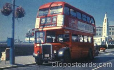 bus010068 - Victoria Bus, Buses Postcard Post Card