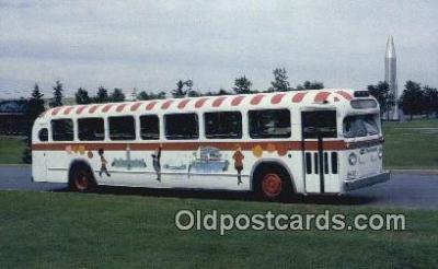bus010186 - OC Transpo Bus 5101  Postcard Post Card, Carte Postale, Cartolina Postale, Tarjets Postal,  Old Vintage Antique