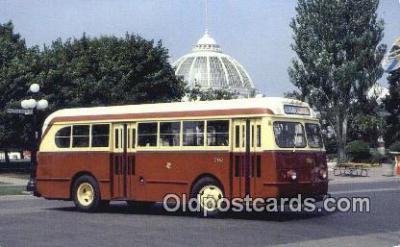 bus010189 - TTC wartime Ford bus No, 792  Postcard Post Card, Carte Postale, Cartolina Postale, Tarjets Postal,  Old Vintage Antique