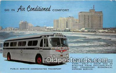 bus010212 - Buses, Vintage Collectable Postcards