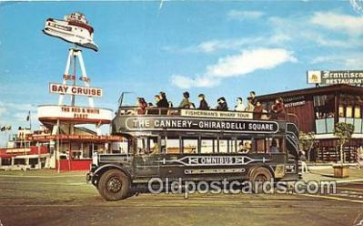 bus010213 - Buses, Vintage Collectable Postcards