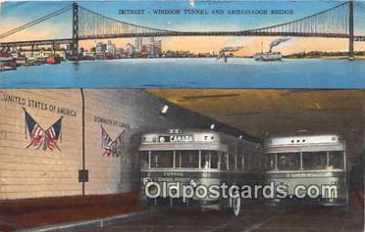 bus010216 - Buses, Vintage Collectable Postcards