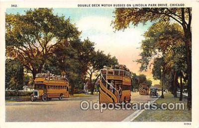 bus010218 - Buses, Vintage Collectable Postcards