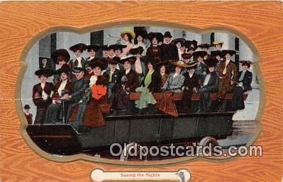 bus010221 - Buses, Vintage Collectable Postcards