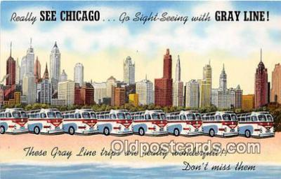 bus010228 - Buses, Vintage Collectable Postcards
