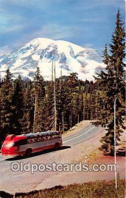 bus010235 - Buses, Vintage Collectable Postcards