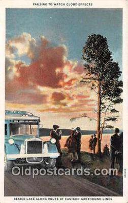 bus010236 - Buses, Vintage Collectable Postcards
