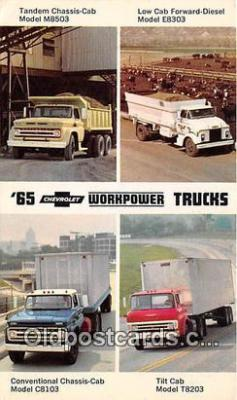65 Workpower Trucks