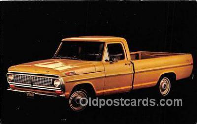bus010239 - Trucks, Vintage Collectable Postcards
