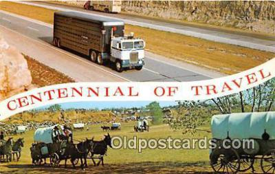 bus010251 - Trucks, Vintage Collectable Postcards