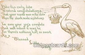 bab001107 - Postcard Post Card