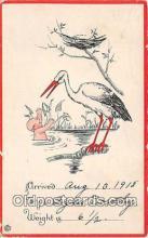 bab001143 - Baby Birth Vintage Collectable Postcards