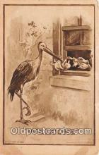 bab001145 - Baby Birth Vintage Collectable Postcards