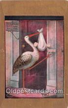 bab001149 - Baby Birth Vintage Collectable Postcards