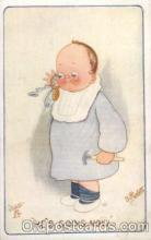 bbb001022 - Artist Parlett Baby Bottle Post Card,  Post Card