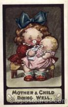 bbb001028 - Baby Bottle Post Card,  Post Card