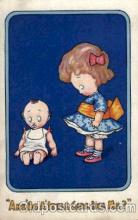 bbb001042 - Baby Bottle Post Card,  Post Card