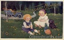 bbb001050 - Baby Bottle Post Card,  Post Card
