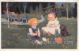 bbb001089 - Pleasant Memories  Postcard Post Card