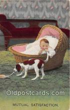 bbb001132 - Baby Bottle Vintage Collectable Postcards
