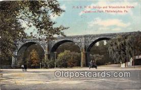 P & RRR Bridge