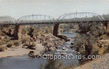 Bridge Over the Feather River