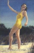 bea001030 - Bathing Beauty, Postcard Post Card