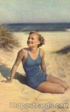 bea001038 - Bathing Beauty, Postcard Post Card
