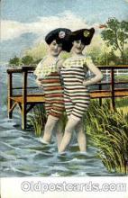 bea001055 - Bathing Beauty Post Card Post Card