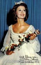 Shirley Cothran, Miss Americam 1975
