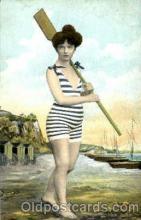 bea001062 - Bathing Beauty Post Card Post Card